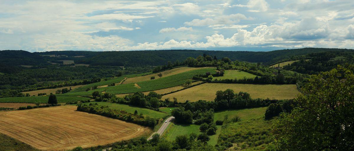Annuaire des notaires de la Nièvre - La Nièvre en été - paysage nivernais